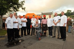 A Taste of Donegal Chefs